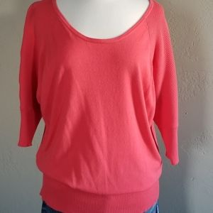 Maurices Coral Sweater